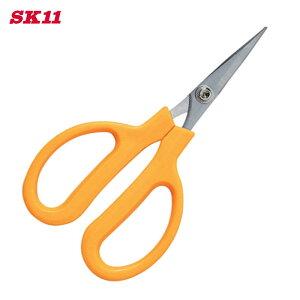 はさみ クラフト 藤原産業 SK11 クラフト工作はさみ KS-160 工作 紙 切る ブリキ アルミ エンビ プラスチック 金網 針金 作業 DIY
