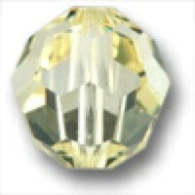 スワロフスキー・エレメント #5000 ジョンキル 4mm 20個 ビーズ アクセサリーパーツ