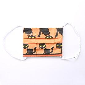 ペーパーナプキンで作る使い捨てマスク材料セット46 シュバルツカッツェ【材料セット】【手作りマスク】