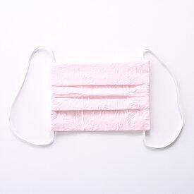 ペーパーナプキンで作る使い捨てマスク材料セット49 ピンクシンフォニー(エンボス)【材料セット】【手作りマスク】