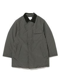 【SALE/50%OFF】nanamica / GORE-TEX(R) ダウン コート BEAMS MEN ビームス アウトレット コート/ジャケット ダッフルコート グレー ベージュ【RBA_E】【送料無料】[Rakuten Fashion]