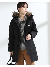 [Rakuten Fashion]DANTON / フード ダウン コート Ray BEAMS ビームス ウイメン コート/ジャケット ロングコート ブラック【先行予約】*【送料無料】