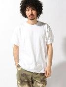 [RakutenBRANDAVENUE]FRUITOFTHELOOM×BEAMS/別注CrewNeckT-shirtフルーツオブザルームビームスBEAMSMENビームスメンカットソー【送料無料】