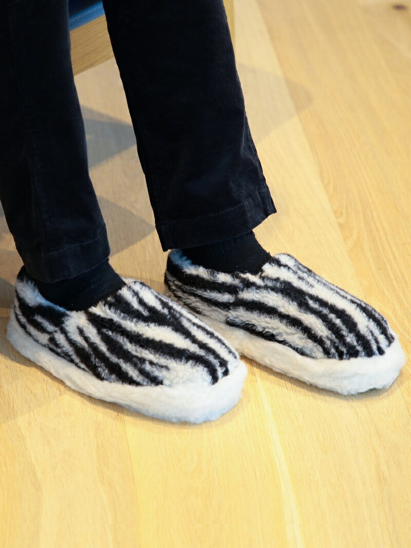 BEAMS MEN COLD BREAKER / WOOL SLIPPER ビームス メン【送料無料】
