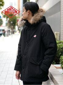 [Rakuten Fashion]DANTON / Tussah Down Jacket BEAMS MEN ビームス メン コート/ジャケット ダウンジャケット ブラック ネイビー カーキ【送料無料】