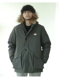 [Rakuten Fashion]DANTON / Tussah Down Jacket BEAMS MEN ビームス メン コート/ジャケット ブルゾン ブラック カーキ ネイビー【送料無料】
