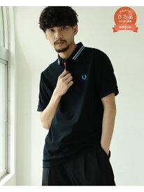 【ビームス百名品】FRED PERRY * BEAMS / 別注 Change Collar Polo Shirts BEAMS MEN ビームス メン カットソー ポロシャツ ブラック ベージュ ネイビー【送料無料】[Rakuten Fashion]