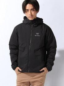 [Rakuten Fashion]ARC'TERYX / ATOM AR Hoodie BEAMS MEN ビームス メン コート/ジャケット ナイロンジャケット ブラック【送料無料】