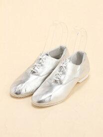 [Rakuten Fashion]【SALE/40%OFF】CROWN / Jazz 5eye シューズ Ray BEAMS ビームス ウイメン シューズ スニーカー/スリッポン シルバー【RBA_E】【送料無料】