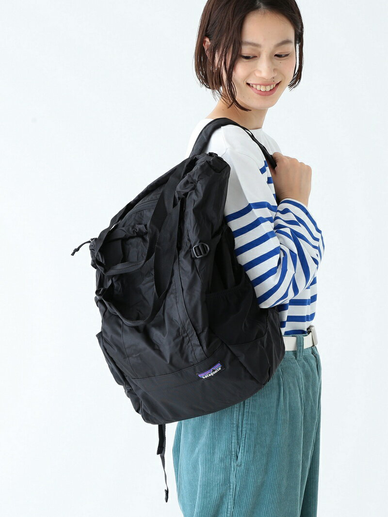 [Rakuten BRAND AVENUE]Patagonia / Lightweight Travel Tote BEAMS BOY ビームス ウイメン バッグ【送料無料】
