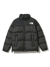 THE NORTH FACE / Nuptse Jacket BEAMS MEN ビームス メン コート/ジャケット ブルゾン ブラック【送料無料】[Rakuten Fashion]