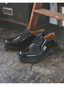 [Rakuten Fashion]Dr.Martens × BEAMS / 別注 パテント 3ホール BEAMS MEN ビームス メン シューズ ドレスシューズ ブラック【送料無料】