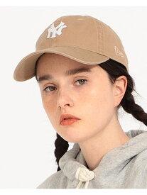 NEW ERA * BEAMS BOY / ニューヨークヤンキース キャップ BEAMS BOY ビームス ウイメン 帽子/ヘア小物 帽子その他 ベージュ ネイビー【送料無料】[Rakuten Fashion]