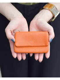 【SALE/45%OFF】Ray BEAMS / コイン カード ケース Ray BEAMS ビームス ウイメン 財布/小物 革小物 オレンジ ホワイト グリーン【RBA_E】【送料無料】[Rakuten Fashion]