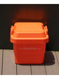 [Rakuten Fashion]BEAMS / オリジナル トランクカーゴ(30L) bPr BEAMS ビームス メン 生活雑貨 生活雑貨その他 オレンジ