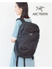 [Rakuten Fashion]ARC'TERYX / MANTIS 26 BACKPACK NEW BEAMS BOY ビームス ウイメン バッグ バッグその他 ブラック【送料無料】