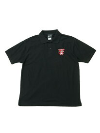 [Rakuten Fashion]【SPECIAL PRICE】BEAMS T / Emblem Bear Polo Shirt BEAMS T ビームスT カットソー ポロシャツ ブラック ネイビー【送料無料】