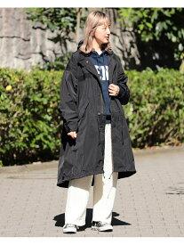 [Rakuten Fashion]BEAMS BOY / ソロテックス M-65 パーカ BEAMS BOY ビームス ウイメン コート/ジャケット ダッフルコート ブラック カーキ【送料無料】