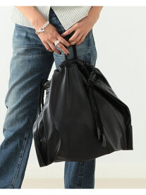 [Rakuten Fashion]maturely / Vegan Leather Trash Bag マチュ マチュアリー beams beamsboy ビームス ビームスボーイ バッグ トート トートバッグ ショルダー ショルダーバッグ トラッシュバッグ トラッシュ 新作 【送料無料】