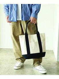 sasicco * BEAMS JAPAN / 別注 OBI トートバッグ BEAMS JAPAN ビームス ジャパン バッグ バッグその他 ホワイト ブラック【送料無料】[Rakuten Fashion]