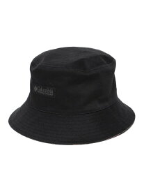 [Rakuten Fashion]COLUMBIA × BEAMS / 別注 バケット ハット BEAMS MEN ビームス メン 帽子/ヘア小物 キャップ ブラック【先行予約】*【送料無料】