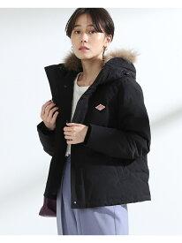 [Rakuten Fashion]DANTON / ファー付き ダウン ジャケット Ray BEAMS ビームス ウイメン コート/ジャケット ダウンジャケット ブラック ネイビー【先行予約】*【送料無料】