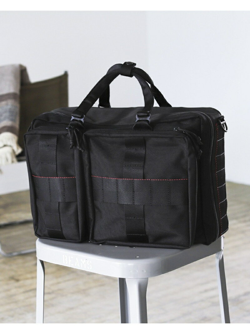 "BEAMS MEN BRIEFING×BEAMS PLUS / 別注 ""3WAY BAG"" ビームス メン【送料無料】"