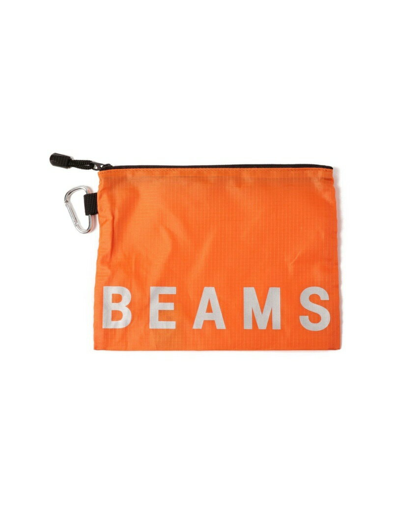 [Rakuten BRAND AVENUE]BEAMS / ナイロンポーチ M <新着> BEAMS MEN ビームス メン バッグ