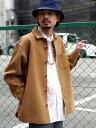 [Rakuten Fashion]【SALE/60%OFF】BEAMS / スエード シャツブルゾン BEAMS MEN ビームス メン シャツ/ブラウス 長袖…