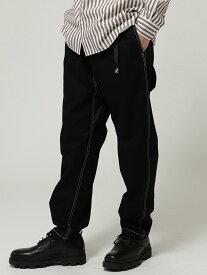 [Rakuten Fashion]GRAMICCI × BEAMS / 別注 チノ ワークパンツ BEAMS MEN ビームス メン パンツ/ジーンズ フルレングス ブラック ベージュ グリーン【送料無料】