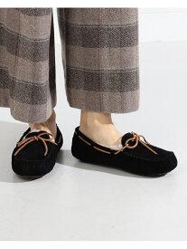 [Rakuten Fashion]【SALE/30%OFF】UGG(R) / Dakota モカシン Ray BEAMS ビームス ウイメン シューズ シューズその他 ブラック シルバー ブラウン【RBA_E】【送料無料】