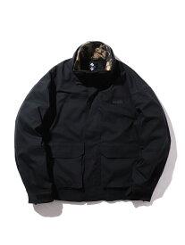 [Rakuten Fashion]COLUMBIA × BEAMS / 別注 Bugaboo Interchange Jacket BEAMS MEN ビームス メン コート/ジャケット ブルゾン ブラック【先行予約】*【送料無料】