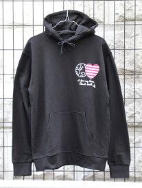 [Rakuten Fashion]【SPECIAL PRICE】BEAMS T / Heart & Earth Sweat Hoody BEAMS T ビームスT カットソー スウェット ブラック グレー【送料無料】