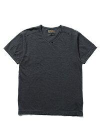 [Rakuten Fashion]BEAMS PLUS / V-NECK TEE BEAMS MEN ビームス メン カットソー Tシャツ ブラック ネイビー ホワイト ピンク【送料無料】