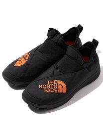 [Rakuten Fashion]THE NORTH FACE × BEAMS / 別注 Nuptse Traction Lite Moc III(Men's) BEAMS MEN ビームス メン シューズ ショートブーツ/ブーティー ブラック ネイビー【送料無料】