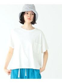 [Rakuten Fashion]Goodwear / カスタム BIG Tシャツ (グッドウェア) BEAMS BOY ビームス ウイメン カットソー Tシャツ ホワイト グレー【送料無料】