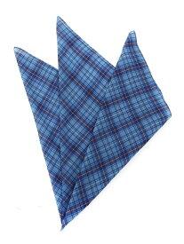 [Rakuten Fashion]【SALE/70%OFF】Ray BEAMS / チェック スカーフ Ray BEAMS ビームス ウイメン ファッショングッズ ストール ブルー ピンク【RBA_E】
