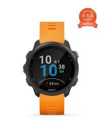GARMIN / ForeAthlete 245 GPS ランニングウォッチ(BEAMS Exclusive) BEAMS MEN ビームス メン ファッショングッズ 腕時計 オレンジ パープル【送料無料】[Rakuten Fashion]