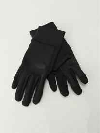 [Rakuten Fashion]▲THE NORTH FACE / Women's Etip Glove BEAMSBOY BEAMS BOY ビームス ウイメン ファッショングッズ 手袋 ブラック グレー【送料無料】