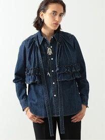 [Rakuten BRAND AVENUE]maturely / Denim & Jacquard Western Shirts BEAMS BOY ビームス ボーイ beamsboyビームスボーイ beamsboy 新作 人気 トレンド オススメ いちおし イチオシ 大【送料無料】