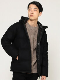 [Rakuten Fashion]【SALE/40%OFF】BEAMS / ウール ダウン パーカ BEAMS MEN ビームス メン コート/ジャケット ダウンジャケット ブラック グレー ネイビー【RBA_E】【送料無料】