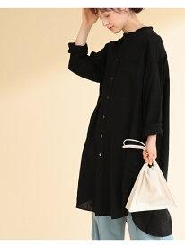[Rakuten Fashion]GYMPHLEX / リネン シャツ ワンピース Ray BEAMS ビームス ウイメン ワンピース シャツワンピース ブラック ネイビー ホワイト【送料無料】
