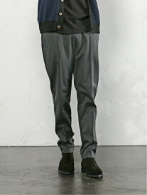 [Rakuten Fashion]BEAMS LIGHTS / プライムフレックス クリース イージーパンツ(セットアップ対応) BEAMS ビームス ジャージ BEAMS LIGHTS ビームスライツ パンツ/ジーンズ フルレングス グレー ネイビー【送料無料】