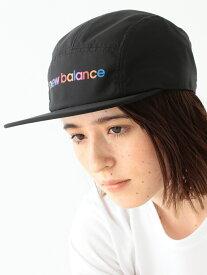 [Rakuten BRAND AVENUE]NEW BALANCE × BEAMS BOY / キャップ ロゴ プリント スポーツ ランニング BEAMS BOY ビームス ウイメン 帽子/ヘア小物【RBA_S】