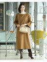 [Rakuten Fashion]【SALE/30%OFF】Demi-Luxe BEAMS / ウエストベルト ワンピース Demi-Luxe BEAMS デミルクス ビーム…