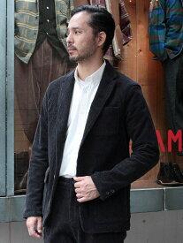 [Rakuten Fashion]NEW BALANCE × BEAMS PLUS / 別注 3B コーデュロイ ジャケット BEAMS MEN ビームス メン コート/ジャケット テーラードジャケット グレー【送料無料】
