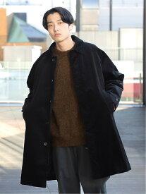 [Rakuten Fashion]【SALE/40%OFF】BEAMS / コーデュロイ イージー コート BEAMS MEN ビームス メン コート/ジャケット ロングコート ブラック ブラウン【RBA_E】【送料無料】
