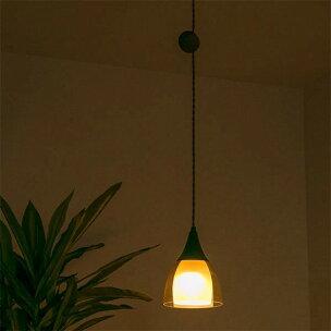 ペンダントライト1灯ガラス天井照明照明北欧LED電球対応ダイニング照明器具おしゃれ人気ガラスリビング用居間用寝室照明ダイニング用食卓用