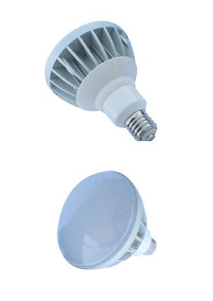 LED電球スポットライトE26ハロゲン300W相当電球色調光器対応LB6826W-PTビームテック