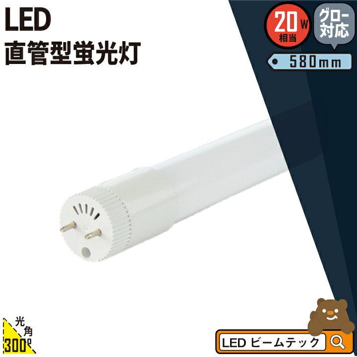 LED蛍光灯 20W 直管 電球色 昼白色 LT20K-III ビームテック